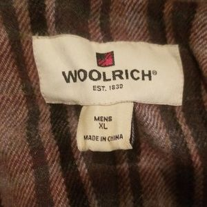 Woolrich big and tall mountain parka